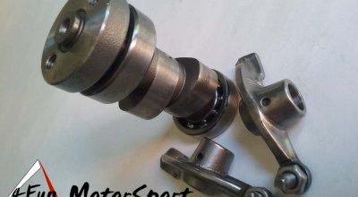 Albero Asse a Camme Gara PRO 300 GRADI  by 4FUN MotorSport. Per Motore Pit-Dirt Bike KAWASAKI KITACO YX GPX ZS 155 ZONGSHEN