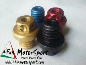 Tappo Olio sfiato pressione Motore PIT BIKE ricambi YX150,160,ZS155,GPX,carter motore,DIRT BIKE YX125,KAWASAKI KLX-KSR,HONDA CRF replica. Made in Italy_F1